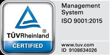 TUV certificate Mathym
